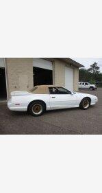 1992 Pontiac Firebird Trans Am Convertible for sale 101141052