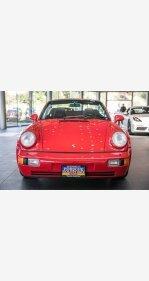 1992 Porsche 911 Cabriolet for sale 100967265
