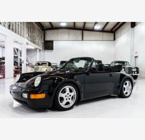 1992 Porsche 911 Cabriolet for sale 101430953