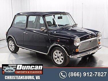 1992 Rover Mini for sale 101547931