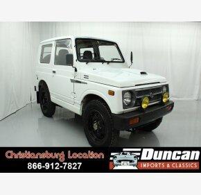 1992 Suzuki Jimny for sale 101108709