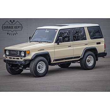 1992 Toyota Land Cruiser for sale 101318579