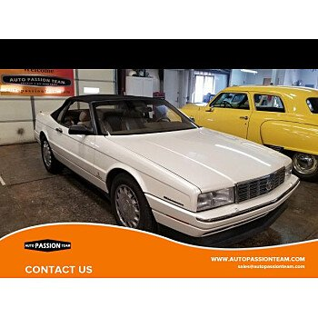 1993 Cadillac Allante for sale 100981376