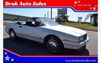 1993 Cadillac Allante for sale 101374262