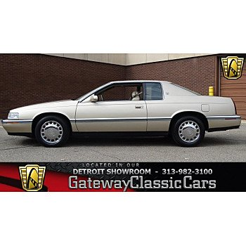 1993 Cadillac Eldorado for sale 100963608