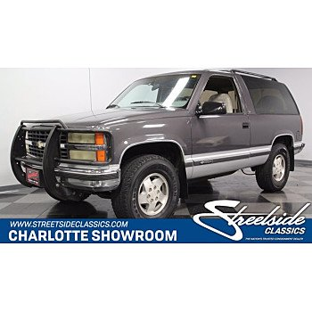 1993 Chevrolet Blazer for sale 101344231