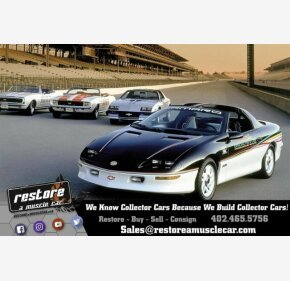 1993 Chevrolet Camaro Z28 Coupe for sale 100984270