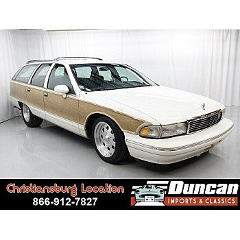 1993 Chevrolet Caprice for sale 101191738