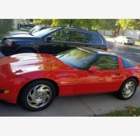 1993 Chevrolet Corvette for sale 100944519