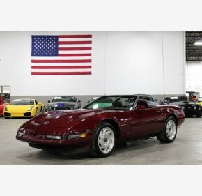 1993 Chevrolet Corvette Convertible for sale 101093502