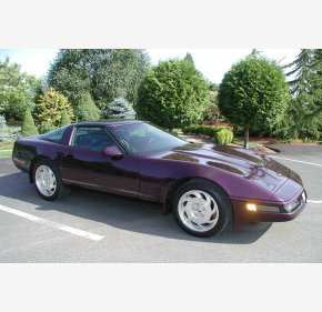 1993 Chevrolet Corvette Coupe for sale 101207007