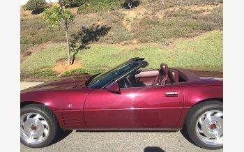 1993 Chevrolet Corvette Convertible for sale 101229396