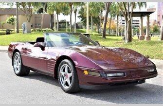 1993 Chevrolet Corvette Convertible for sale 101250936