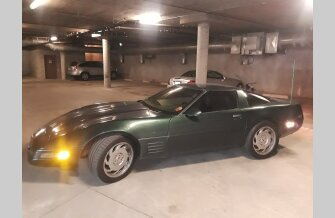 1993 Chevrolet Corvette Coupe for sale 101265860