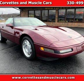 1993 Chevrolet Corvette for sale 101281072