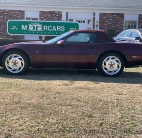 1993 Chevrolet Corvette Convertible for sale 101305831