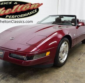 1993 Chevrolet Corvette for sale 101339911