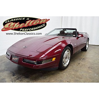 1993 Chevrolet Corvette for sale 101339911