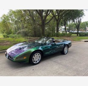 1993 Chevrolet Corvette for sale 101402386