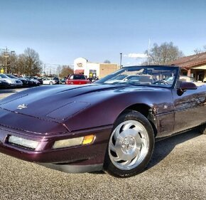 1993 Chevrolet Corvette Convertible for sale 101481856