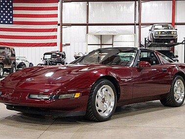 1993 Chevrolet Corvette for sale 101492606
