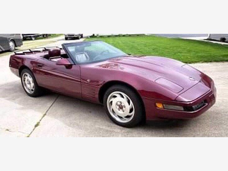1993 Chevrolet Corvette for sale 101590886