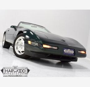 1993 Chevrolet Corvette Convertible for sale 101250353