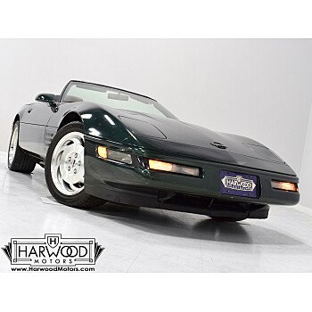 1993 Chevrolet Corvette Convertible for sale 101250353