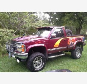 1993 Chevrolet Silverado 1500 4x4 Regular Cab for sale 101013944