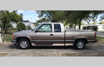 1993 Chevrolet Silverado 1500 2WD Extended Cab for sale 101222548