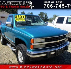 1993 Chevrolet Silverado 1500 for sale 101344971