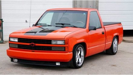 1993 Chevrolet Silverado 1500 2WD Regular Cab for sale 101348736