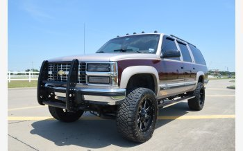 1993 Chevrolet Suburban 4WD for sale 101382760