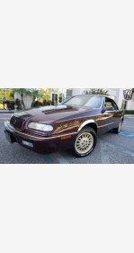 1993 Chrysler LeBaron for sale 101338248