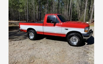 1993 Ford F150 4x4 Regular Cab for sale 101282082