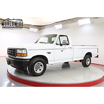 1993 Ford F150 for sale 101558583