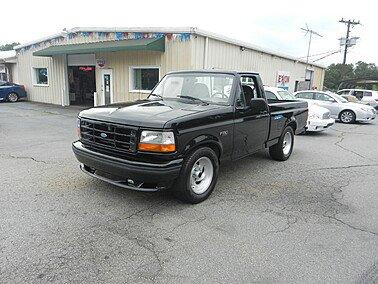 1993 Ford F150 2WD Regular Cab Lightning for sale 101566992