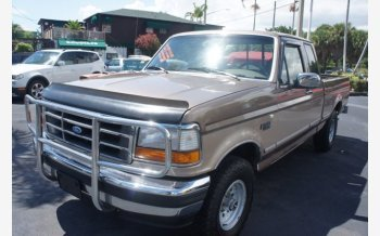 1993 Ford F150 for sale 101606921