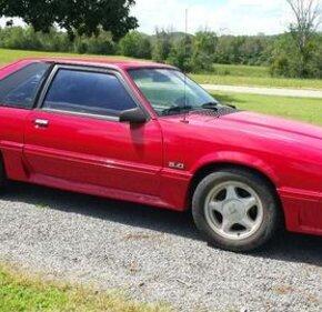 1993 Ford Mustang GT Hatchback for sale 101110426