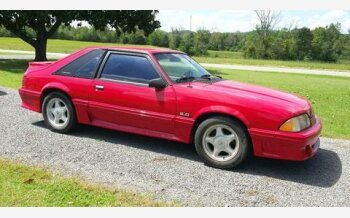 1993 Ford Mustang GT Hatchback for sale 101110426