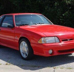 1993 Ford Mustang Cobra Hatchback for sale 101117689