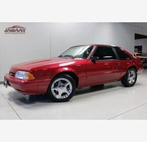 1993 Ford Mustang LX V8 Hatchback for sale 101202659