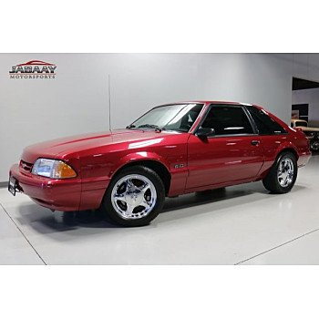 1993 Ford Mustang LX V8 Hatchback for sale 101202659