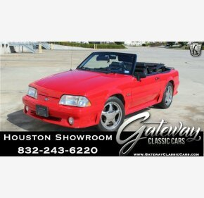 1993 Ford Mustang GT Convertible for sale 101268503