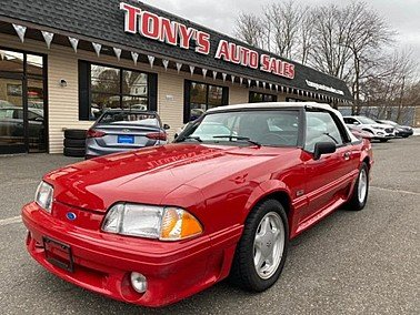 1993 Ford Mustang GT Convertible for sale 101306179
