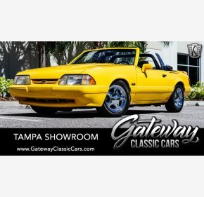 1993 Ford Mustang LX V8 Convertible for sale 101329245
