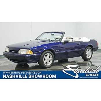 1993 Ford Mustang LX Convertible for sale 101355620