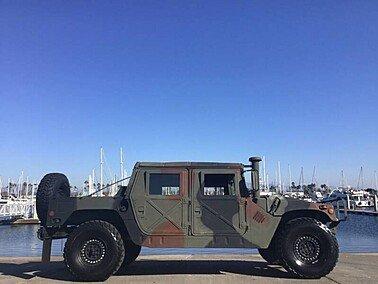 1993 Hummer H1 for sale 101237645