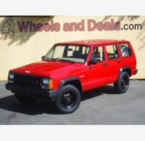 1993 Jeep Cherokee for sale 101207085