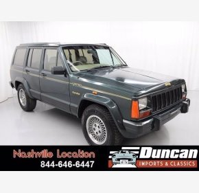 1993 Jeep Cherokee for sale 101382666